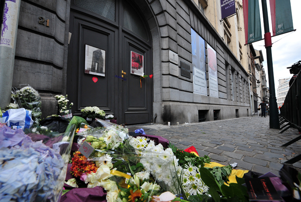 Fatal shooting at the Jewish Museum in Brussels
