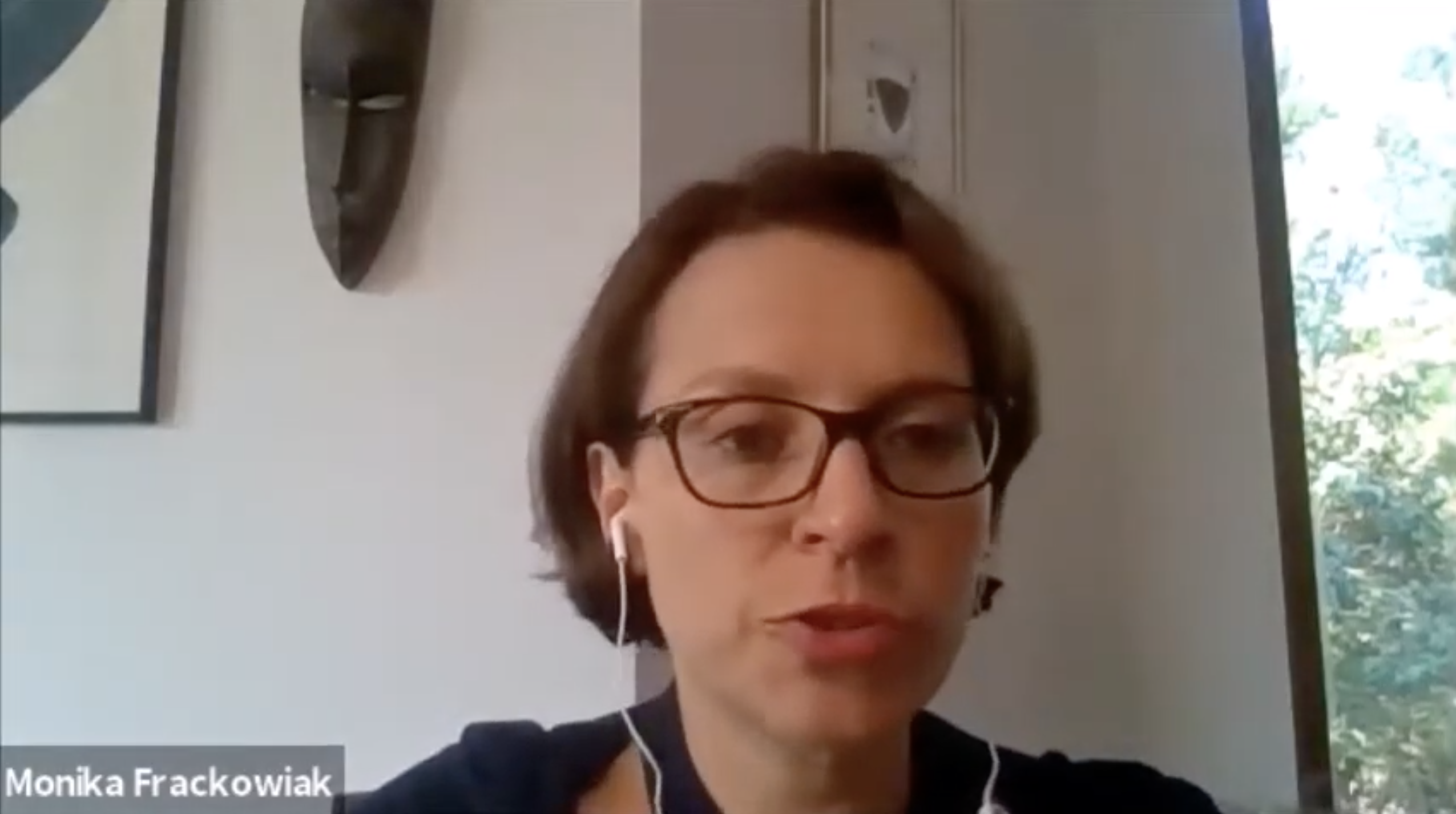 Interview of Monika Frackowiak about the rule of law breaches taking place in Poland